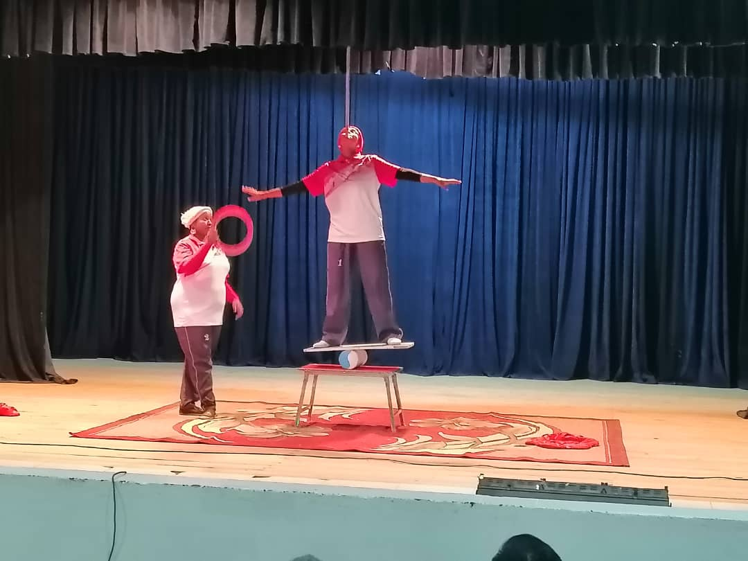 The Sudanese Acrobatic Troupe: 50 years of Sudanese- Chinese relations