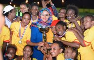 Mirvat: Women Football  Exercising   of Gender liberation In Sudan