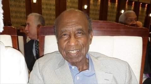 FORMER SUDAN'S FM MANSOUR KHALID DIES AT 89