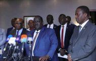 Sudan peace parties resume peace talks in Juba