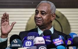 ANOTHER SUDANESE OFFICIAL GOES INTO HOUSE ISOLATION