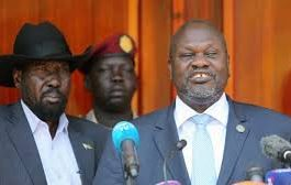 TOP SOUTH SUDANESE GOVERNMENT OFFICIALS TEST POSITIVE FOR COVID-19
