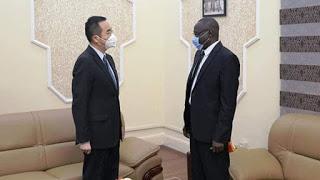 CHINA IMPLEMENT TRAINING PROGRAMME IN SUDAN TO CONTROL CORONAVIRUS