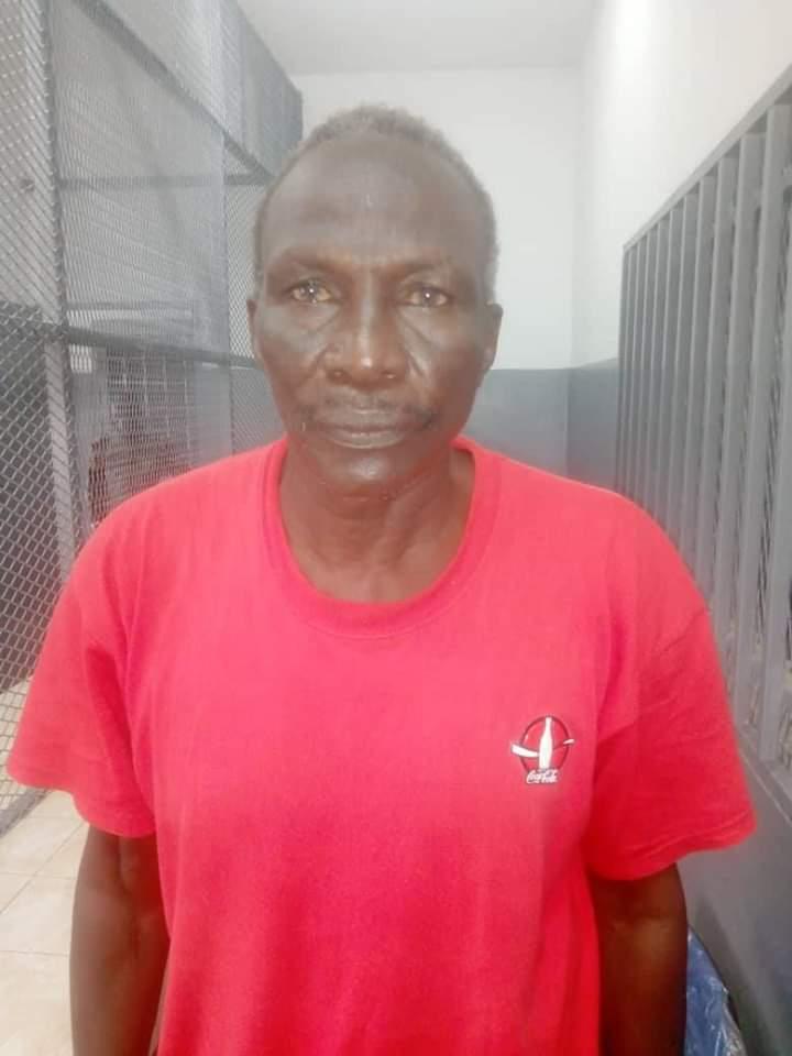 SUDAN MALITIA LEADER FOR DARFUR WAR CRIMES SURRENDER HIMSELF TO ICC