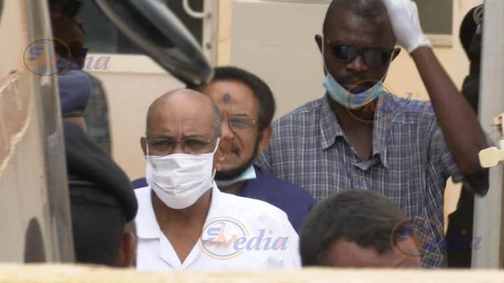 TRIAL OF SUDAN'S EX-PRESIDENT INDEFINITELY POSTPONED