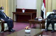 HEAD OF EGYPT'S INTELLEGENCE PAYS SUDDEN VISIT TO SUDAN