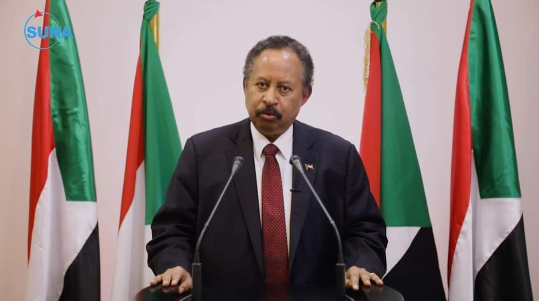PM: SUDAN READY TORETURN TO INTERNATIOL ROLE BUT FIRST NEEDSSUUPORT