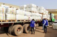 IOM, USAIDCOMBINE TO DELIVER 155 TONS DONATED RELIEF SUPPLIES TO SUDAN