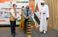 INDIAN EMBASSY TO KHARTOUM CELEBRATES 150TH ANNIVERSARY OF MAHATMA GANDHI