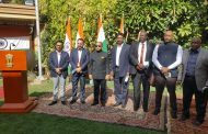 EMBASSY OF INDIA, KHARTOUM CELEBRATES THE 72 REPUBLIC DAY OF INDIA