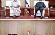 SUDAN, ERITREA DISCUSS REFUGEES, REGIONAL ISSUES