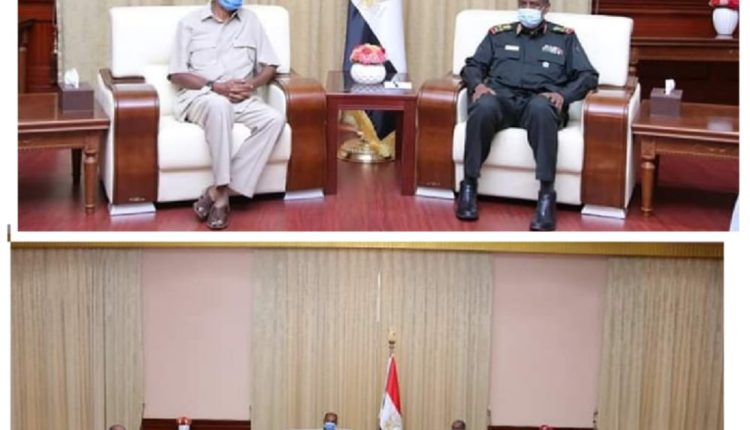 SUDAN, ERITREA DISCUSS REFUGEES, REGIONAL ISSUES