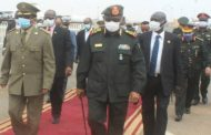 SUDANESE ARMY REBELED ETHIOPIAN SHELLS ON BORDER AREA, CHIEF OF STAFF ARRIVES