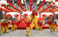 CHINESE OX YEAR BEGINS MONDAY 11 FEBRUARY
