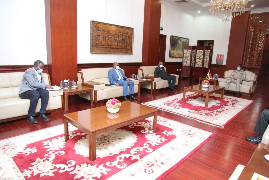 SUDAN'S SECURITY AND DEFENCE COUCIL EXPRESSES CONCERN ON INSECURITY IN THE CAPTIAL AND STATES