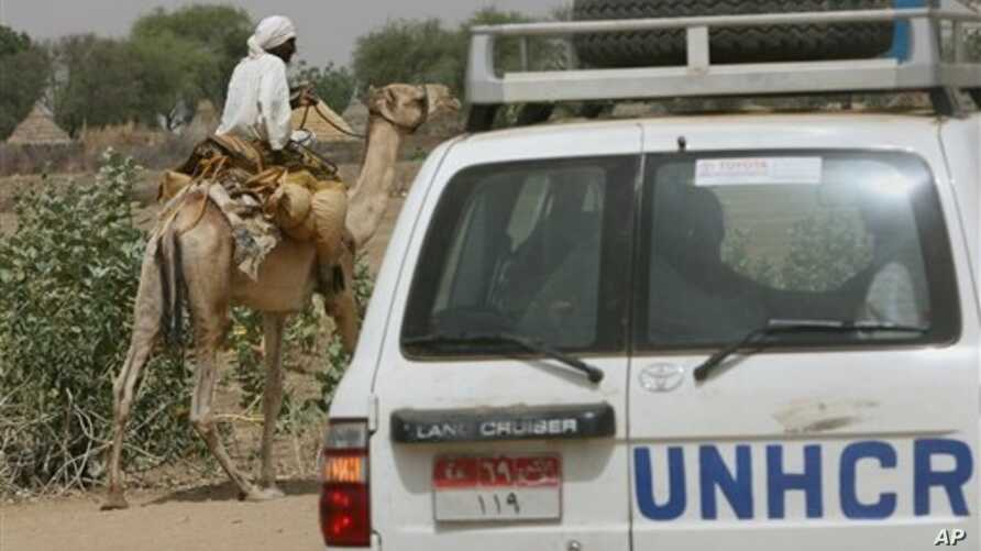 About 2000 Sudanese refugees cross border to Chad