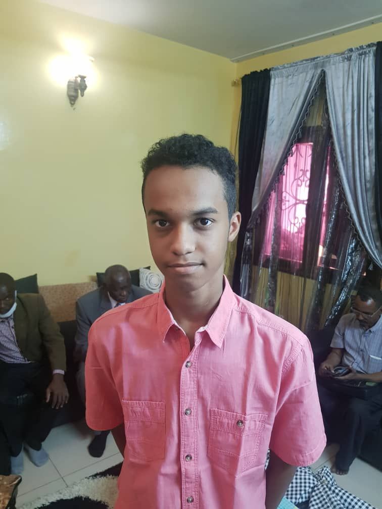 KHARTOUM TODAY interviews genius student Mohamed Alamin