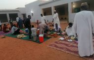 Almunim of Mohammed Mohieddin model Secondary School 2009, orgnizes Ramadan Iftar