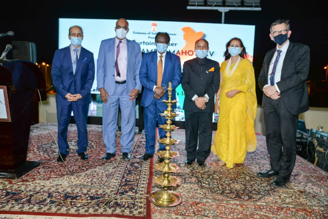 CELEBATING INDIA @75: A CURTAIN RAISER