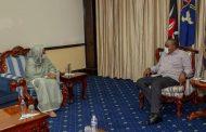 Sudan FM concludes African tour to clarify Khartoum's stance in GERD