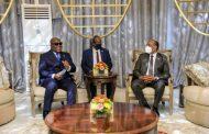 AU Chair presents new initiative on Nile dam dispute