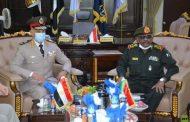 Sudan, Egypt military chiefs meet in Khartoum as Nile dam crisis looms
