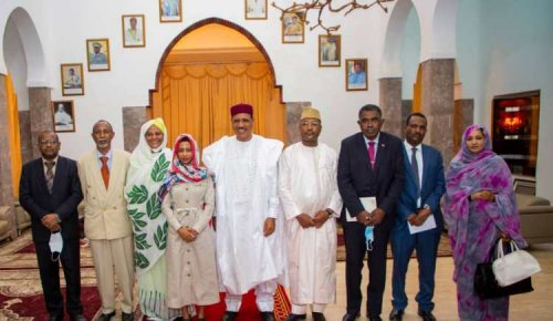Decline of confidence in Ethiopia requires quartet mediation: Sudan' FM