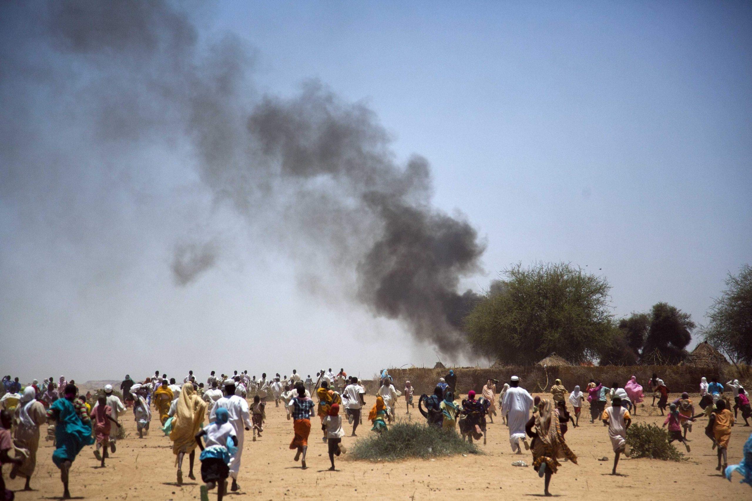 36 killed in tribal clashes in Sudan's Darfur