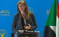 U.S. hails Sudan's economic transition, promises to civilian-backed government