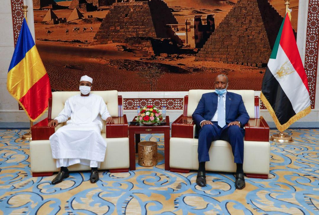 Sudan, Chad agree to boost security, fight cross-border terror threats