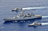 Sudan and India conduct naval training exercise in Red Sea