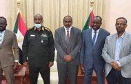 GIS travel ban' escalates tensions between Sudan Govt's Military , Civilian Components